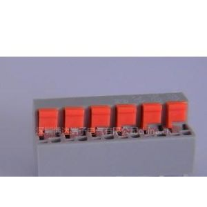 供应接线端子 免螺丝通讯接线端子DG625