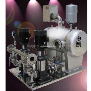 供应上饶、九江无负压变频供水设备--全自动变频供水设备