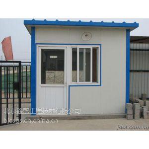 供应大兴区钢结构制作 楼顶搭建彩钢房 68601782