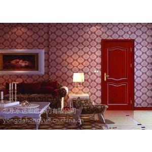 供应推拉门 双开门 实木门 室内烤漆门