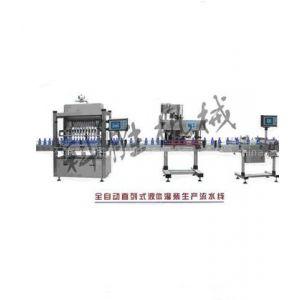 供应花生酱灌装包装生产线设计方案