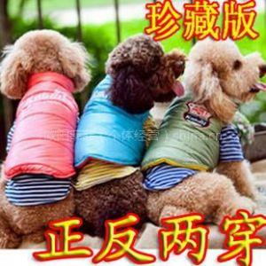 供应日本touchdog它它羽绒服(KA001狗衣服、宠物衣服 它它衣服