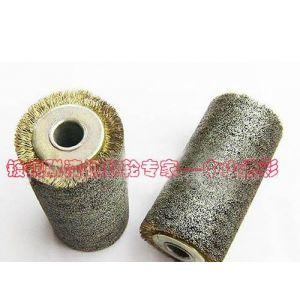 供应镀铜钢丝轮|剥漆轮|磨漆轮|不锈钢丝轮