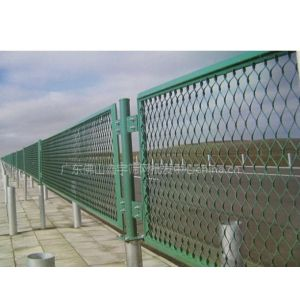 供应护栏网 PVC浸塑防眩网 热镀锌防眩网 电镀锌防眩网