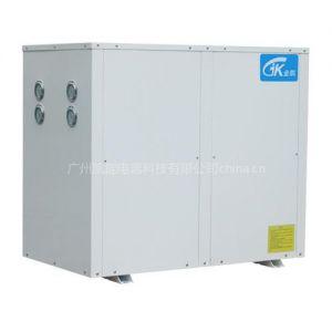 供应10P水源热泵 中央空调热水一体机 厂家直销