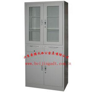 供应北京生产厂家批发钢制二屉文件柜,北京五环内免运费送货。