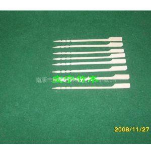 供应白皮铁砲串15cm(环尖)