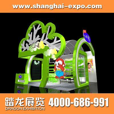 上海展览搭建设计价格展会服务的展台设计公司是哪一家