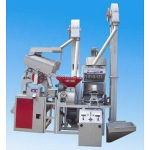 供应全自动组合成套碾米机