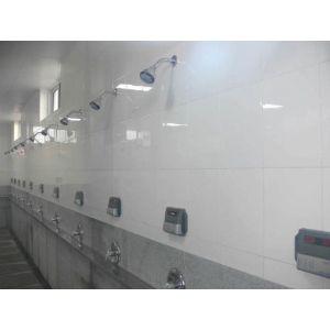 供应IC卡刷卡限量水龙头 热水计量洗澡 刷卡洗澡机器