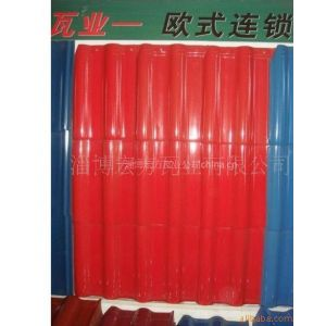 供应大红连锁瓦  西式瓦 0533-2976160