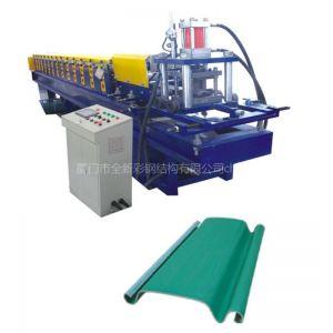 供应厦门卷闸门机 C型钢设备 彩钢板设备 彩瓦机