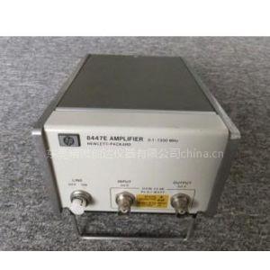 东莞精微创达供应惠普-HP 8447E天线放大器  Amplifier