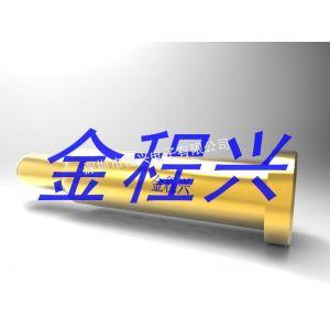 专业生产电池连接器 pogopin顶针 弹簧针 探针 充电针座 导电针座