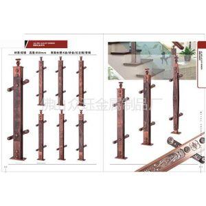 供应不锈钢工程立柱