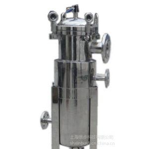 供应不锈钢滤袋式过滤器 滤袋过滤器 袋式过滤器