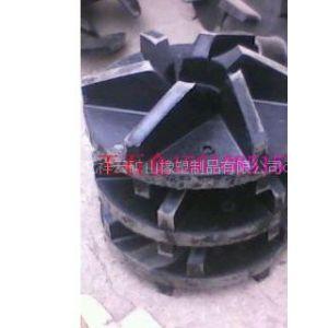 供应衡水叶轮盖板聚氨酯橡胶转子定子实力品牌值得信赖