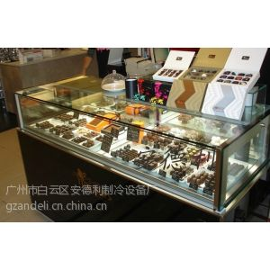 供应安德利抽屉式巧克力柜,单层巧克力展示柜(B6)