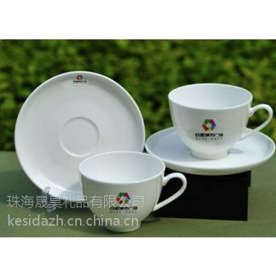 供应供应陶瓷咖啡杯碟套装,珠海咖啡杯具