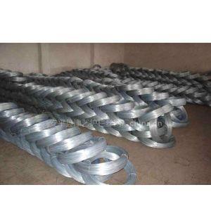 供应安平县热镀锌钢丝,弹簧钢丝,轧扁钢丝