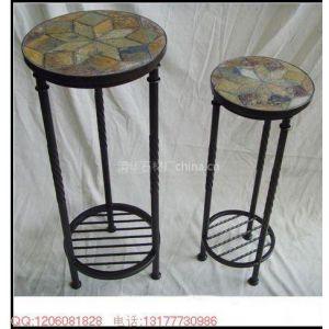 供应文化石石材,马赛克餐桌、凳