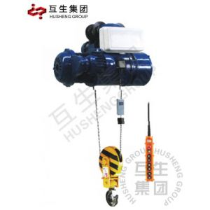 供应互生CD1-MD1型0.25吨—2吨钢丝绳电动葫芦