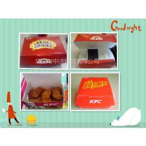 供应全自动KFC纸盒机器批发