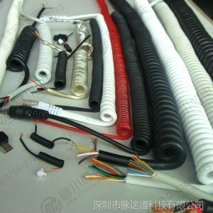 供应弹弓线加工 弹簧线加工 伸缩线加工  曲线加工 螺旋线加工