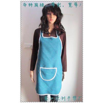 广告围裙,布料围裙,带兜,可定制,免费排版,加印LOGO
