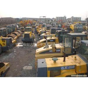 供应二手20吨压路机,上海二手工程机械交易市场供应!