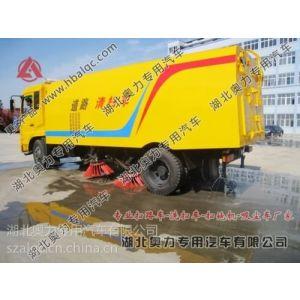 供应大型东风扫路车保养方法