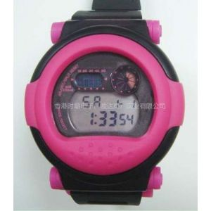 供应供应仿卡电子多功能手表厂家直销 商务礼品表 定制礼品手表 OEM