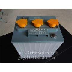 供应供应游览车电池/观光车电池