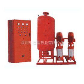 万海泵业供应的WHW无负压变频生活用水供水设备