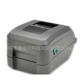 深圳斑马gt800条码打印机代理斑马gt800驱动盛业兴