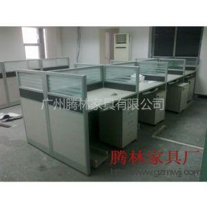 供应办公屏风卡位,时尚员工屏风办公桌 办公室专用屏风办公桌