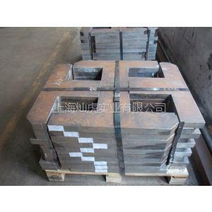 供应上海Q345D钢板切割、零售