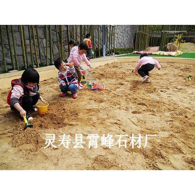 批发游乐园专用圆粒沙、天然海沙、白色圆粒沙