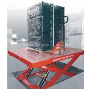 供应中德重科SJF固定式装卸升降平台//移动式装卸升降平台//佛山固定式升降平台
