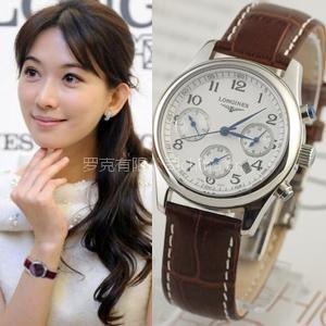 供应批发代销、瑞士手表、品牌手表、广州手表、正品名表、浪琴女表