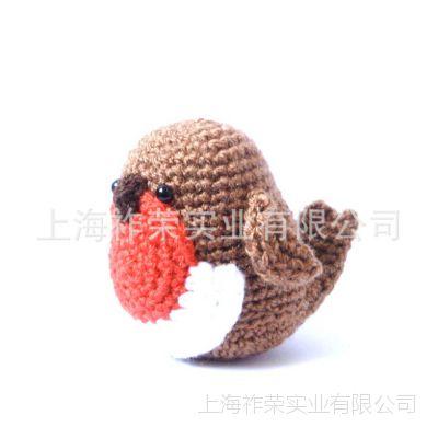 [厂家直销]手工毛线公仔 针织装饰品 毛线编织玩具 毛线公仔挂件