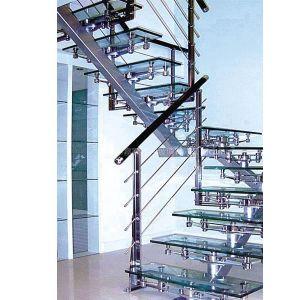 供应防滑玻璃楼梯-楼梯踏步【防滑玻璃厂家-防滑玻璃价格】推荐?13392483338曹生