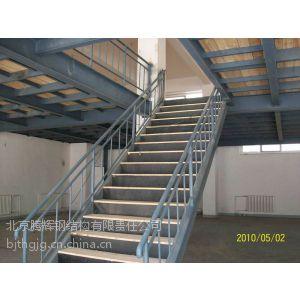 供应北京通州区钢架二层搭建室内钢结构夹层隔层二层阁楼平台认准TH