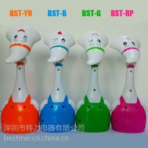 供应创意可爱水滴灯USB触控节能卡通护眼台灯