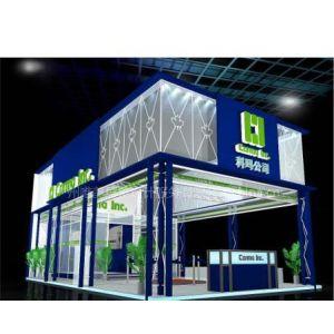 供应琶洲展览馆橡胶塑料展台设计搭建制作