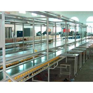 供应皮带总装流水线,链板输送线,喷涂流水线,滚筒输送线