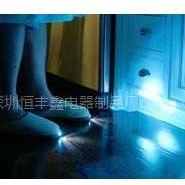 供应室内闪光灯毛绒拖鞋 LED毛绒拖鞋