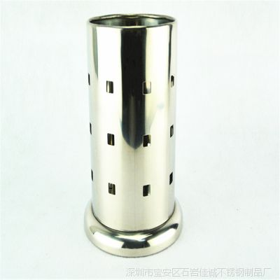 厂家直销 不锈钢筷子筒 筷笼厨房置物架 刀叉筒 套装特价筷子筒