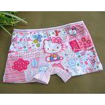 供应女童迪士尼系列独立包装儿童卡通平角内裤