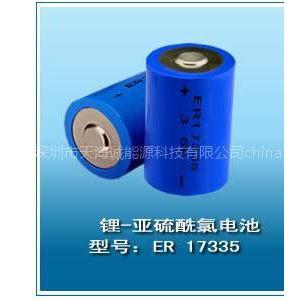 供应ER17335 ER17335M 3.6V锂亚电池